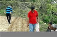 किसानों को बताए वैज्ञानिक विधि से बुआई के लाभ