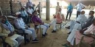 विधायक ने दिए समस्या के निवारण का निर्देश