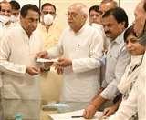 MP Politics: माधवराव सिंधिया के बाल सखा बालेंदु शुक्ल एक दसक बाद कांग्रेस में लौटे