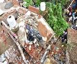 दरभंगा में बम बनाने के दौरान हुआ विस्फोट, पांच लोग गंभीर रूप से जख्मी