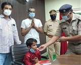 Chandauli में आठ साल के बच्चे का अपहरण करने वाले तीन गिरफ्तार, मांग रहे थे 8 लाख रुपये