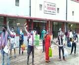 Corona in Dhanbad News Update: कोरोना को पराजित कर 37 योद्धा लाैटे घर, धनबाद में निरोग होने का बना अर्द्धशतक