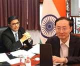 भारत और चीन के विदेश मंत्रालयों के बीच हुई बात, तनाव को नहीं बढ़ाने पर बनी सहमति