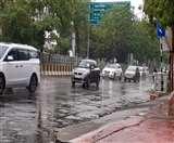 Delhi Weather Update: दिल्ली-NCR में बदला मौसम का मिजाज, कई इलाकों में बारिश
