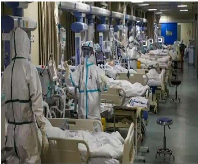 देश में 58 दिन बाद सामने आए सबसे कम 1.20 लाख नए संक्रमित