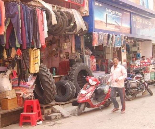 भाजपा की मांग सोमवार से लाकडाउन में दी जा रही ढील को तर्कसंगत बनाया जाए।