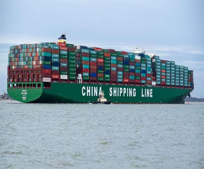 पिछले 6 वर्षों में चीन से आयात में सिर्फ 10 फीसद की बढ़ोतरी, भारत से निर्यात में 40 फीसद का इजाफा हुआ।