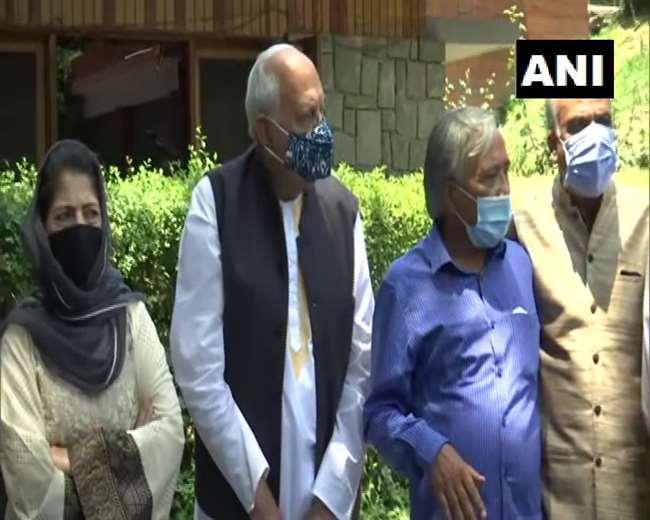 पीएजीडी के सभी सदस्यों ने दिल्ली की बैठक के परिणाम पर निराशा व्यक्त की।