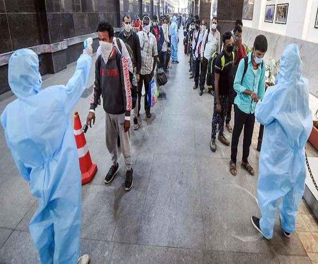 अगस्त में भारत में कोविड की तीसरी लहर आने की संभावना, सितंबर में पहुंचेगी चरम पर