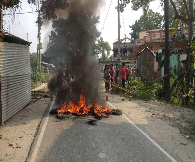 गोपालगंज में वर्चस्व की लड़ाई में युवक की हत्याकर नहर में फेंका, मौत के बाद पुलिस पर पथराव