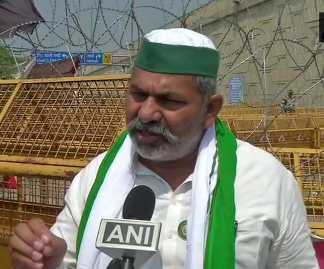 Rakesh Tikait News: आप जानते हैं राकेश टिकैत की वह कसम, जिसकी वजह से घर नहीं जा पा रहे