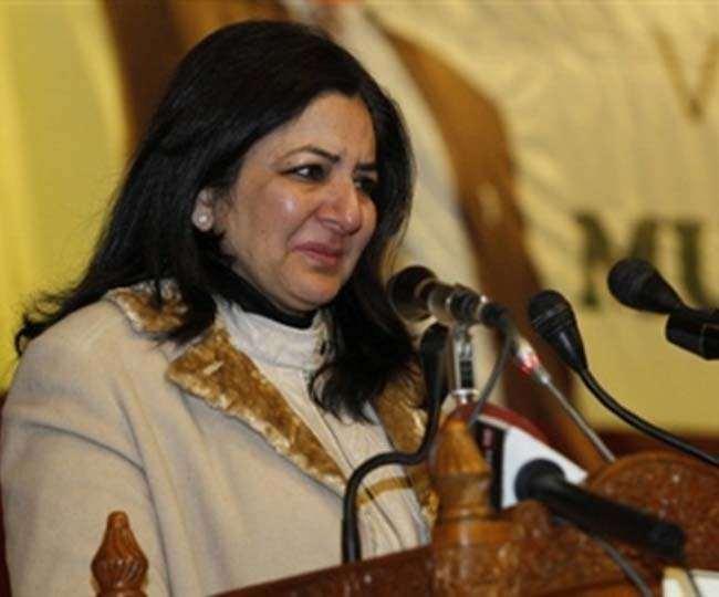तत्कालीन गृहमंत्री व जम्मू कश्मीर के पूर्व मुख्यमंत्री मुफ्ती मोहम्मद सईद की बेटी रूबिया मुफ्ती