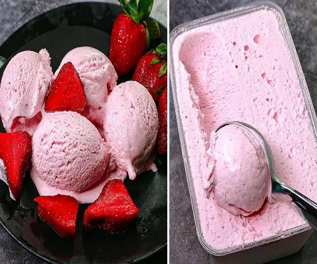 क्रीम बेल की स्ट्राबेरी आइसकैंडी बच्चों के लिए खतरनाक है। - प्रतीकात्मक तस्वीर