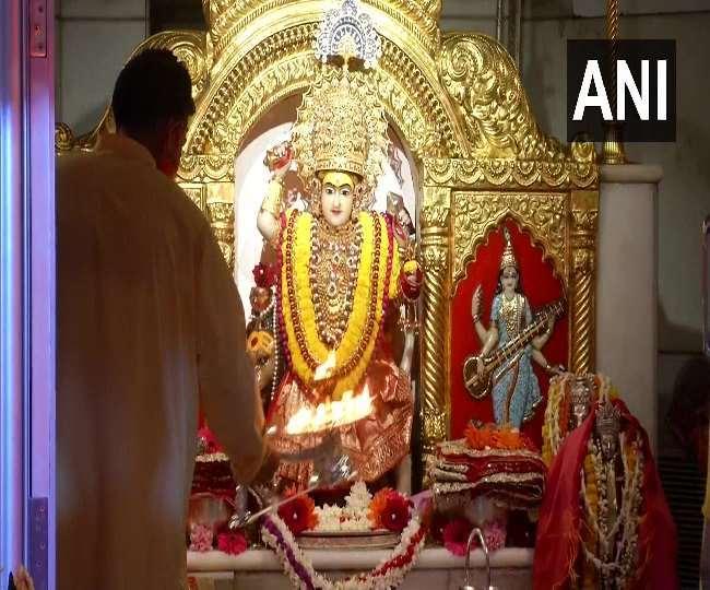 झंडेवालान स्थित झंडेवाला देवी मंदिर का प्रतीकात्मक फोटो।