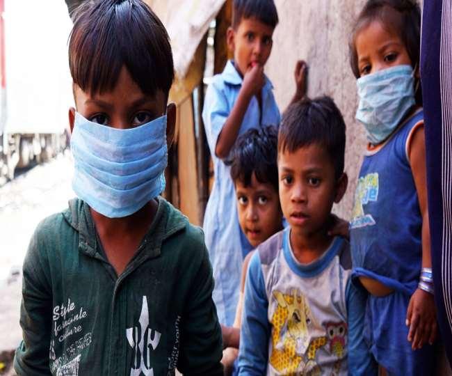 कोरोनो महामारी से लाखों बच्चे हुए हैं अनाथ