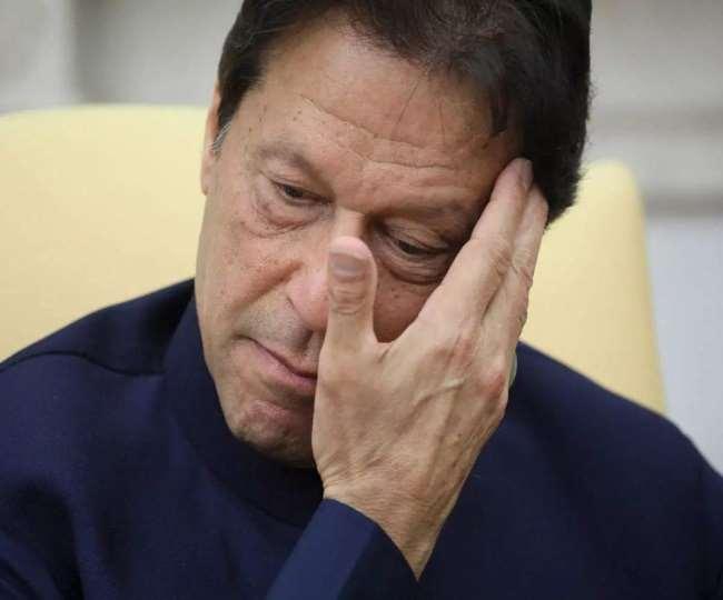 पंडोरा पेपर्स लीक मामले फंसे इमरान खान के करीबी। एजेंसी।