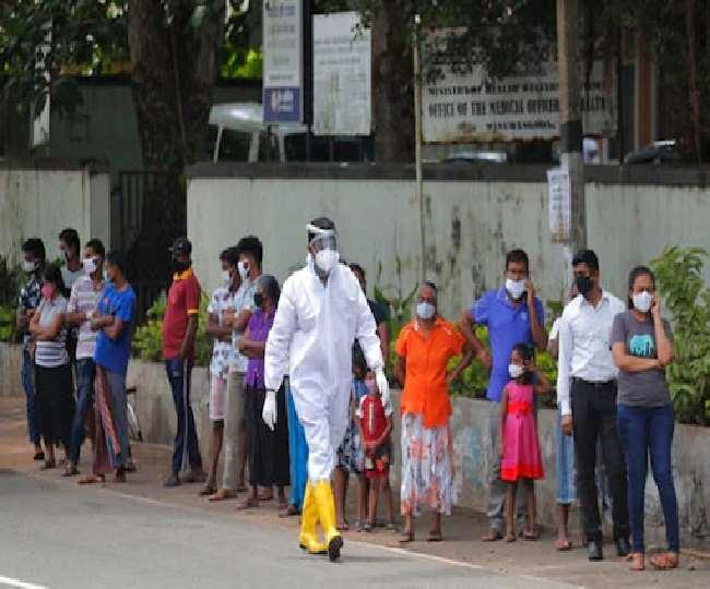 श्रीलंका ने विदेशी लोगों में कोरोना गाइडलाइंस में दी छूट।(फोटो: दैनिक जागरण)
