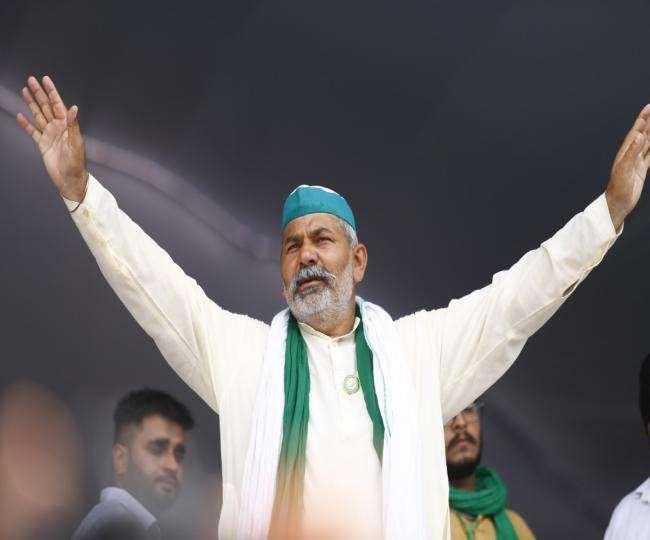 राकेश टिकैत ने इंटरनेट मीडिया पर लखीमपुर खीरी मामले में बयान जारी किया है।