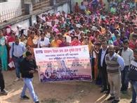 सखी मंडल ने लगाया चौपाल, मतदाता जागरूकता पर हुई चर्चा