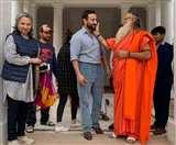 शर्मिला टैगोर का जन्मदिन मनाने के लिए नवाब परिवार पहुंचा पटौदी पैलेस, यहां होगा सेलिब्रेशन