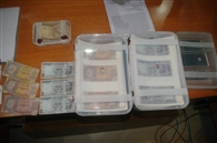 देवरिया में जाली नोट के धंधे का भंडाफोड़, तीन गिरफ्तार