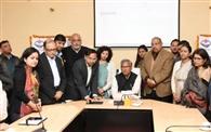मुख्यमंत्री ने किया सीएसआर पोर्टल 'सहयोग' लाच
