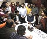 गृहमंत्री अनिल विज ने Karnal Nagar Nigam में मारा छापा, चार अधिकारियों सहित पांच सस्पेंड