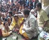 बोले डिप्टी सीएम मौर्य, अपराधियों को किसी कीमत पर नही बक्शा जाएगा Agra News