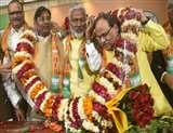 टी.राम तथा विनोद सिंह का बहुजन समाज पार्टी से मोहभंग, भाजपा में शामिल