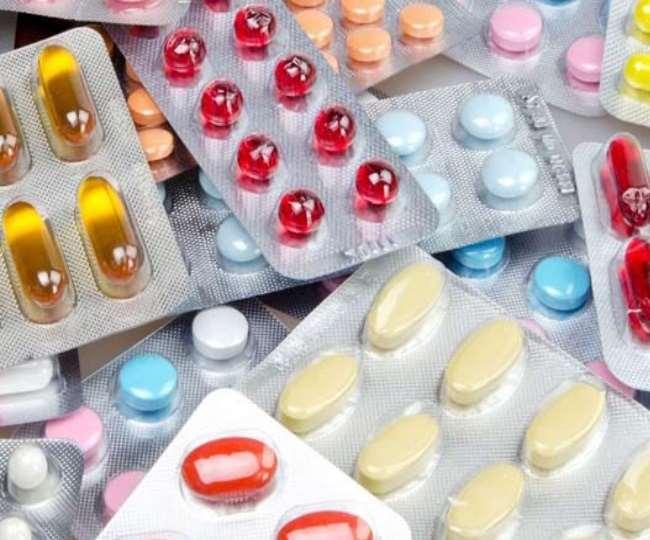 हरियाणा के करनाल में प्रतिबंधित दवाइयां पकड़ी गईं।