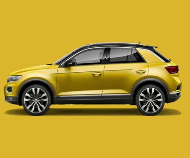 2021 Volkswagen T-Roc is All Set to Launch in India Soon