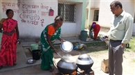 दाल-भात केंद्र में कोताही बर्दाश्त नहीं : बीडीओ
