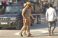 लॉकडाउन उल्लंघन: 9 मुकदमे दर्ज, 15 लोग गिरफ्तार