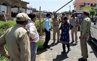 केशवपुरी व झबरावाला की बड़ी आबादी संकट में