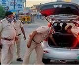 कानपुर से आए नौ कश्मीरियों को पुलिस ने पकड़ा, सभी को मस्जिद में किया क्वारंटाइन