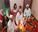 Mahavir Jayanti 2020: अहिंसा के जयकारे के साथ घरों में मना जन्म कल्याणक महोत्सव