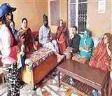 Positive India: जम्मू-कश्मीर में कोरोना के खिलाफ जंग को तैयार रासेयो के स्वयंसेवी