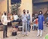 पूर्व पार्षद ठाकुर बेबी सिंह हर दिन 3500 परिवारों को मुहैया करवा रहे भोजन