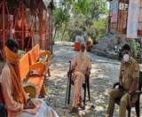CoronaEffect: मवाना के बाद हस्तिनापुर की सीमाएं भी सील, गंगा पुल किया गया बंद Meerut News