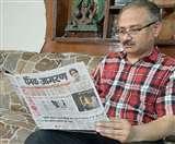 आपके घर आने वाला अखबार सुरक्षित, वायरस की अफवाहों पर न करें यकीनः अरुण सूद