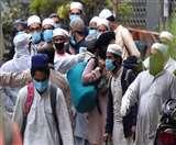 निजामुद्दीन मरकज प्रकरण : तब्लीगी जमात के गहरी जड़ की खुफिया तलाश Muzaffarnagar News
