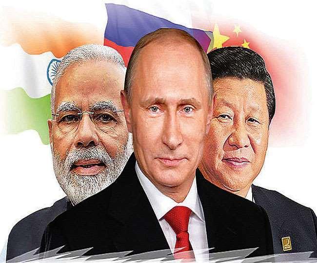 4 Point में समझिए रूस की भारत के प्रति दिलचस्पी की प्रमुख वजह। फाइल फोटो।