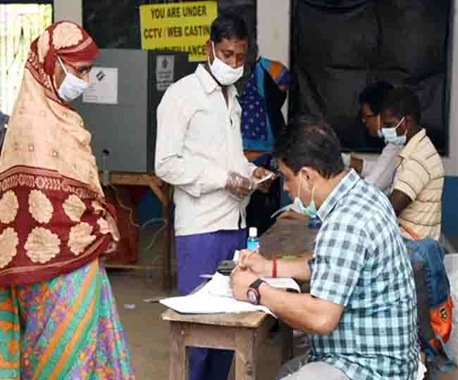West Bengal Election 2021 Voting News Update: Amid sporadic violence 77.68  percent polling was done till 5:45 pm