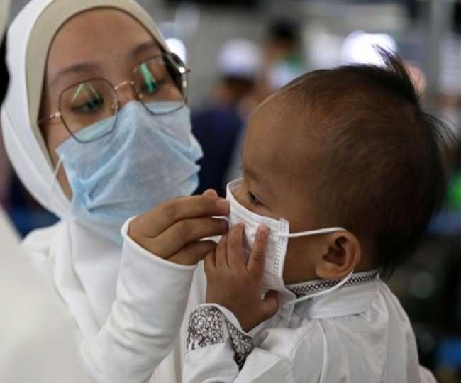 Covid-19: माता-पिता को अस्पताल में भर्ती होने से पहले बताना होगा, छोटे बच्चे किसके पास रहेंगे
