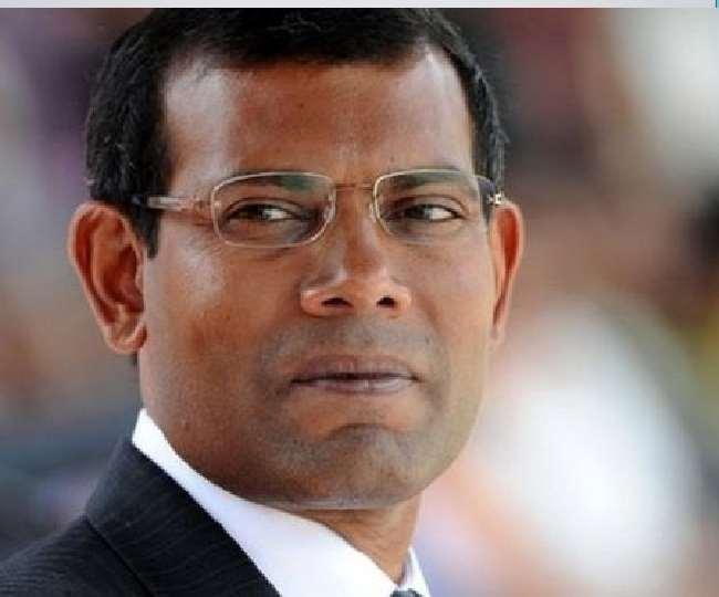 मालदीव के पूर्व राष्ट्रपति मोहम्मद नशीद की फाइल फोटो