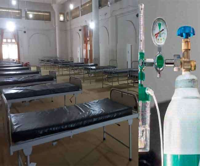 Punjab Gurdwaras Corona Patient