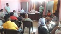 टिड्डी दल के खतरे की रोकथाम के लिए कृषि विभाग सक्रिय