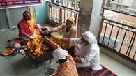 शिवसेना हिंद ने शहीदों को दी श्रद्धांजलि