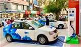 Bluesmart दिल्ली/NCR में अपने राइडर्स की मदद से CO2 में हर रोज ला रहा 1 टन की कमी