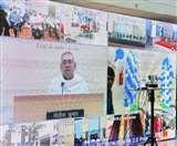 CM Nitish ने मुजफ्फरपुर SKMCH में किया PICU वार्ड का उद्घाटन, मधुबनी में मेडिकल कॉलेज का शिलान्यास